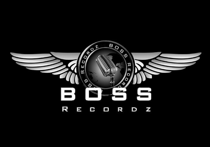 Boss Recordz Logo Overlay