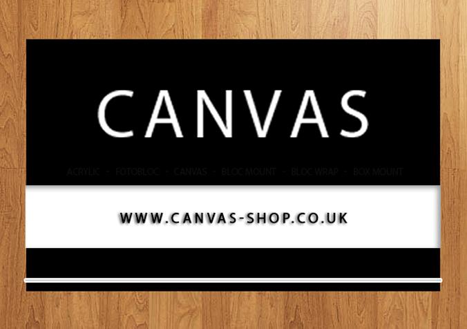Canvas Shop Logo Overlay