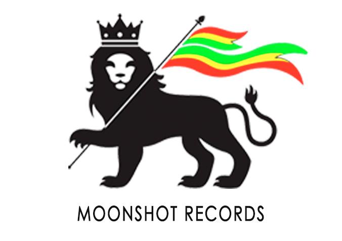 Moonshot Records Logo Overlay
