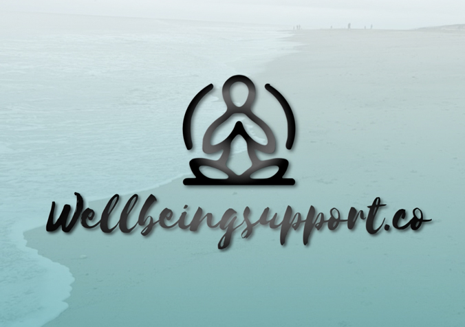 Wellbeing Support Logo Overlay